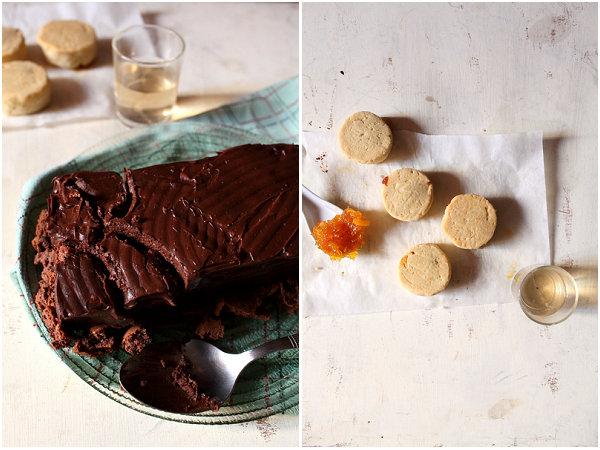 凤梨酥的做法_凤梨酥怎么做_法式鸠康地巧克力蛋糕的做法【鲁不猴】