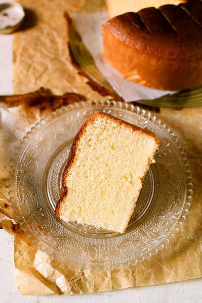 马铃薯淀粉柠檬海绵蛋糕的做法_马铃薯淀粉柠檬海绵蛋糕怎么做【鲁不猴】