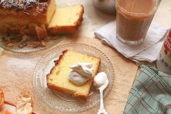 片栗粉柠檬海绵蛋糕的做法_片栗粉柠檬海绵蛋糕怎么做【鲁不猴】