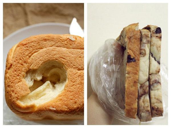 面包机做吐司的做法_面包机做吐司怎么做【鲁不猴】