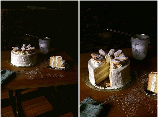 鲜奶油蛋糕的做法_鲜奶油蛋糕怎么做【鲁不猴】