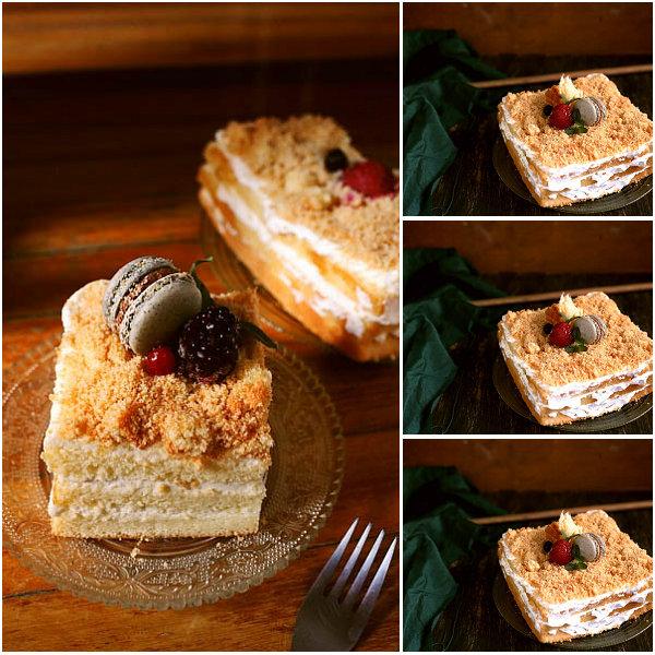 柠香海绵蛋糕的做法_柠香海绵蛋糕怎么做【鲁不猴】